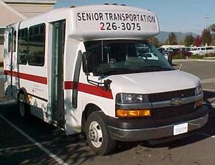 Senior Transportation 5310 Vehicle