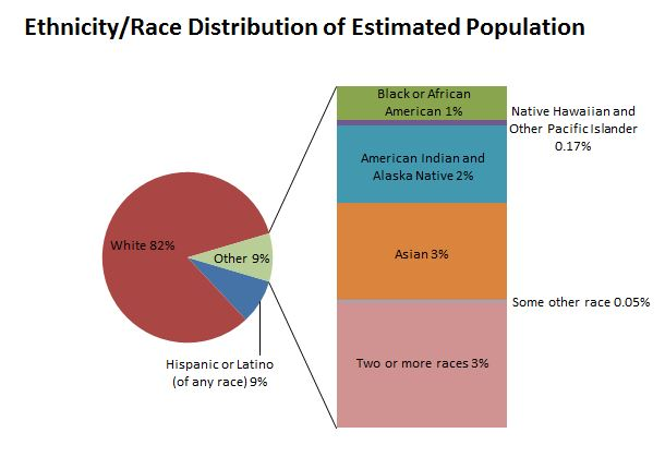Ethnicity and Race Distribution