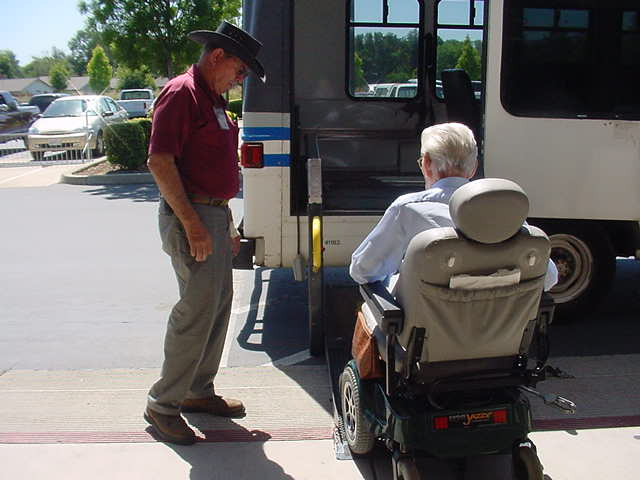 Senior and Individuals with disabilities